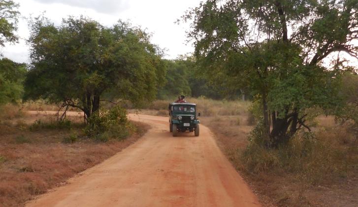 Джип фирмы Jeep