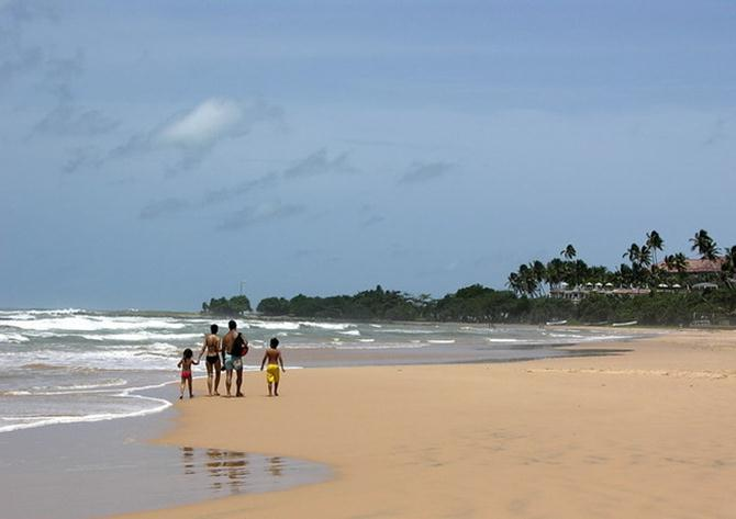 Шри-Ланка с детьми