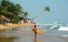 Шри Ланка Хиккадува